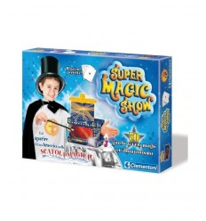 Clementoni Super magic show 12956 12956 Clementoni- Futurartshop.com