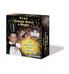 Det underbara spelet magic 13647 Clementoni- Futurartshop.com
