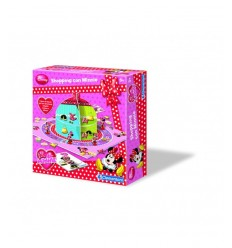 Faire du shopping avec Minnie 11893 Clementoni- Futurartshop.com