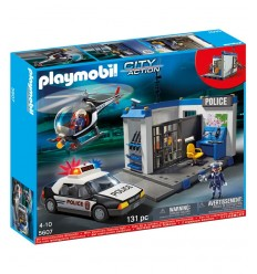 Police Playmobil Superset 05607 Playmobil- Futurartshop.com