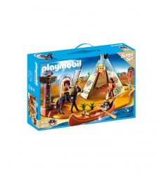 Playmobil Indian Camp 4012 Playmobil- Futurartshop.com