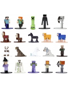 Minecraft collectible gift Pack 20 characters SIM253265004 Simba Toys- Futurartshop.com