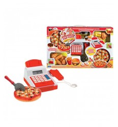 Pizza und Fast Food-Spielset RA3797 Re.El Toys- Futurartshop.com
