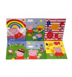 Peppa pig giant notebook A4 line at 140820 Accademia- Futurartshop.com