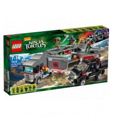 Lego 79116 Escape the snow With Big Rig 79116 Lego- Futurartshop.com