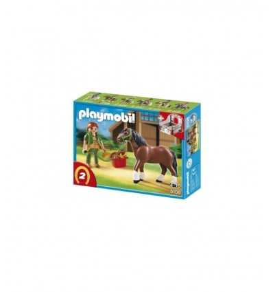 Playmobil 5108 - Cavallo Shire 5108 Playmobil-Futurartshop.com