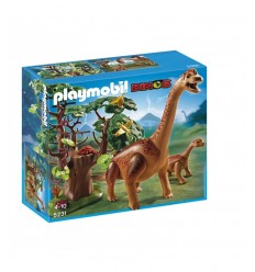 Branchiosauro with puppy 5231 5231 Playmobil- Futurartshop.com