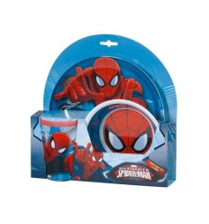 Spiderman table Set 121567A Cartorama- Futurartshop.com