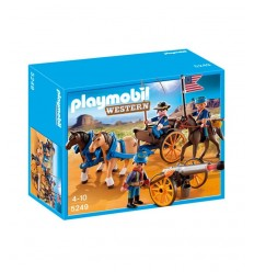 Playmobil horse carriage and 5249 Cavalry 5249 Playmobil- Futurartshop.com