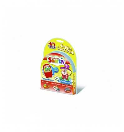 Smart TV Cartridge English luna park 12338 Clementoni-Futurartshop.com