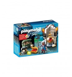 guardiano del tesoro del re 6160 Playmobil-Futurartshop.com