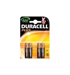 Stilo duracell AA Plus Pz 4