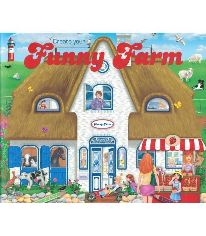 Top model album crea la tua funny farm crems futurartshop for Crea la tua cameretta online