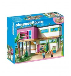 Luxueuse villa meublée 5574 Playmobil- Futurartshop.com