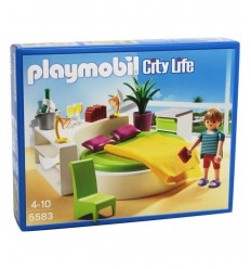 Moderna camera da letto 5583 Playmobil-Futurartshop.com