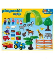 The Big Zoo 6754 Playmobil- Futurartshop.com