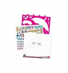 Fashion Angels maquillage Monster High GG64025 Grandi giochi- Futurartshop.com