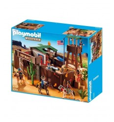 Western Fort 5245 Playmobil- Futurartshop.com