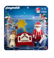 Санта-Клаус с ангелом 4889 Playmobil- Futurartshop.com